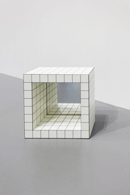 Superstudio, 'Specchio misuratore', 1976