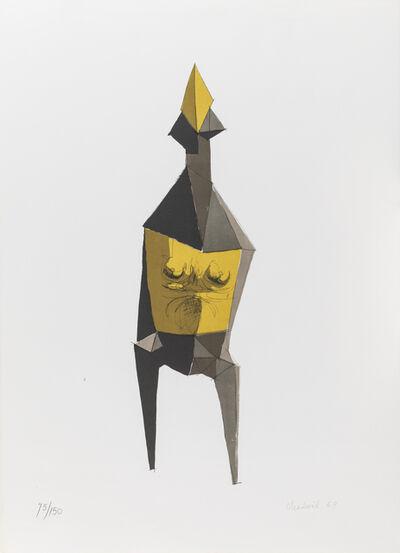 Lynn Chadwick, 'Standing Elektra', 1969