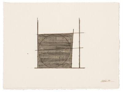 Giuseppe Uncini, 'Senza titolo', 1995
