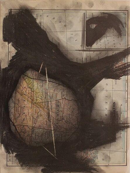 Mauro Giaconi, 'Cartabón y piedra', 2015