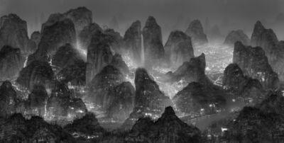 Yang Yongliang 杨泳梁, 'Sleepless Wonderland', 2012