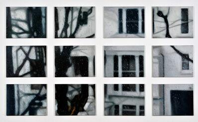 """Stephen Skidmore, 'Rain Painting """"Shower""""', 2007"""