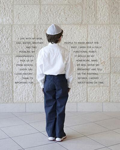 Judy Gelles, 'USA: Jewish Day School (Boy)', 2013