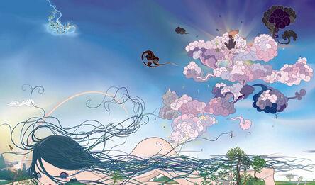 Chiho Aoshima, 'Divine Gas', 2005