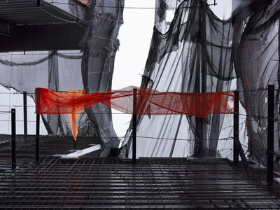 Shai Kremer, 'WTC Construction Site, 64th Floor, Manhattan', 2012