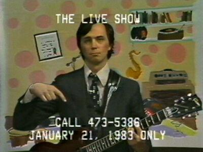 Jaime Davidovich, 'The Live! Show (January 21, 1983)', 1983