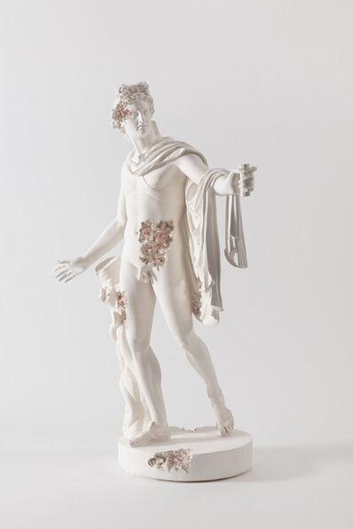Daniel Arsham, 'Rose Quartz Eroded Apollo Belvedere', 2020