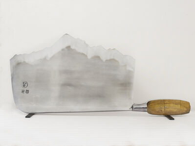 Xu Zhen 徐震, 'Thought Is That Invisible Blade That Determines the Separation of Bodies No.3', 2012
