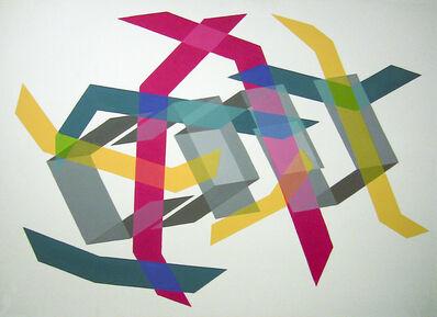 Kati Vilim, 'Triptych 2', 2010