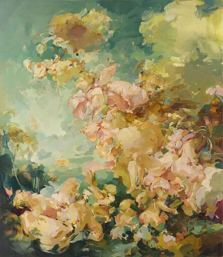 Flora Yukhnovich, 'In the Pink', 2019