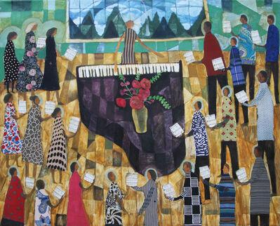 Donald Saaf, 'Chorus', 2013