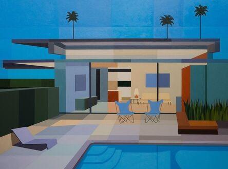Andy Burgess, 'Wexler Steel House IV', 2015