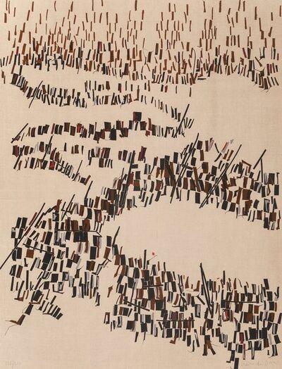 Maria Helena Vieira da Silva, 'Untitled, from Flight Portfolio', 1967