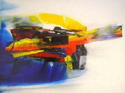 Paul Jenkins, 'Phenomena At The Helm', 1987