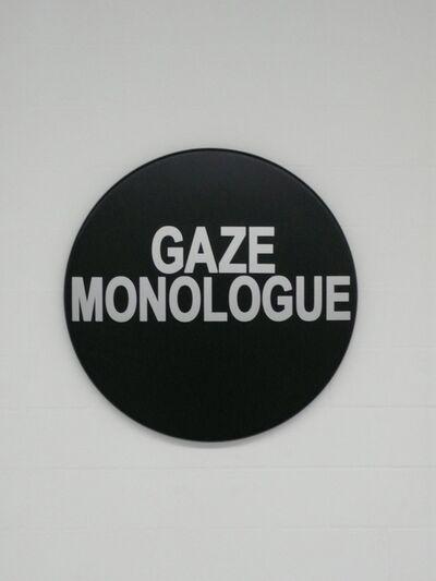 Andy Wauman, 'Gaze Monologue', 2009