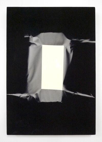 Chris Duncan, 'White Brick (Winter-Summer 2015 / 6 Month Exposure), I', 2016