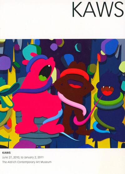 KAWS, 'KAWS The Aldrich 2011', 2011