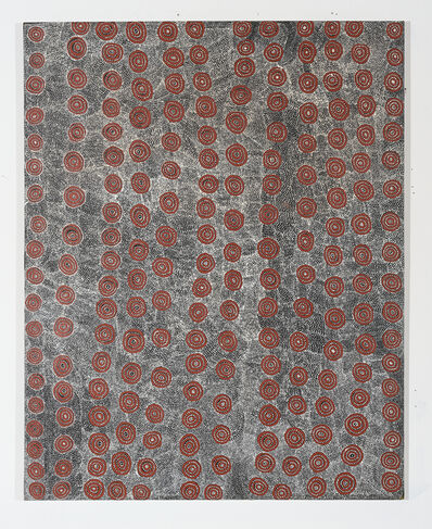 Wentja Morgan Napaltjarri, 'Rockholes West of Kintore (10109268)', ca. 2012