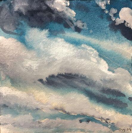 Shelly Malkin, 'Cloud 1', 2019