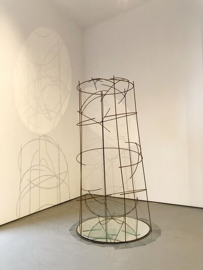 Nacho Criado, 'Desprendimiento de la cúpula', 1996