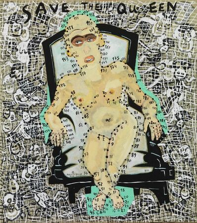 Tassos Pavlopoulos, 'Save the Queen', 2012