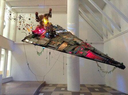 Simon Vega, 'Imperial Slum Ship', 2013