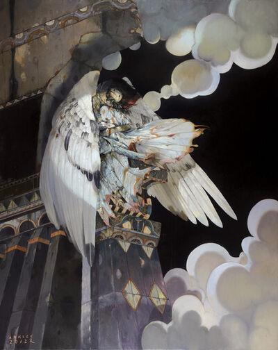 Arx Lee (Li Chaoxiong), 'Angel in the Dark Night', 2012