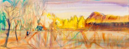 Yin Zhaoyang 尹朝阳, 'Binglinghu Lake 炳灵湖', 2016