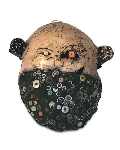 Robert Brady, 'Untitled Mask', 1980