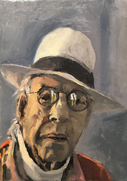 George Nick, 'Self Portrait 10 Dec 2015', 2015