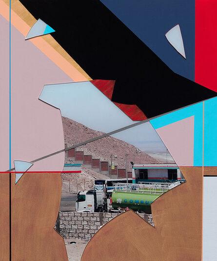 Beth Davila Waldman, 'Desert Intersections No. 3', 2018