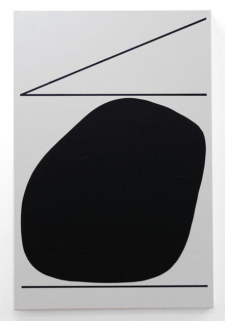 Julian Montague, 'Black Equation', 2018