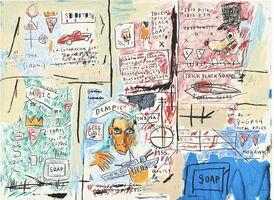 Jean-Michel Basquiat, 'Olympic', 1982-1983/2017