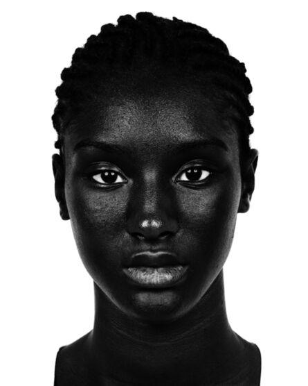Valérie Belin, 'Sans titre (Série Femmes Noires) ', 2001