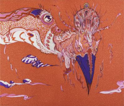 Amano Yoshitaka, 'Vermilion Bird', 2013