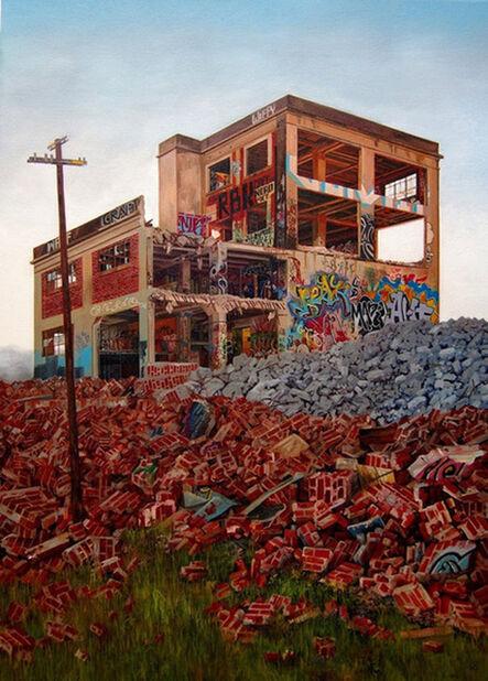 Jessica Hess, 'Demolition Day', 2011