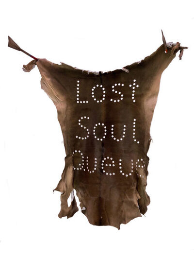 Iain Cheesman, 'Lost Soul Queue', 2018