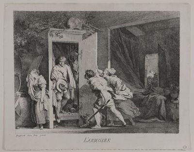Jean-Honoré Fragonard, 'L'Armoire (The Cupboard)', 1778