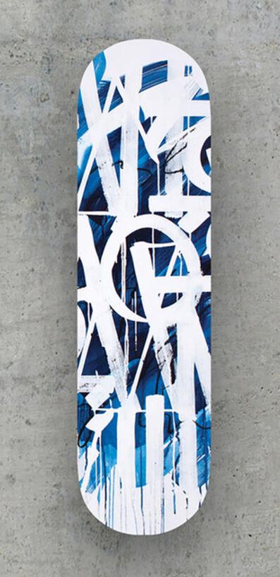 RETNA, 'RETNA Beyond the Streets Skateboard Deck', 2018