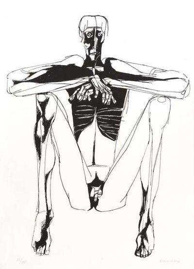 Oswaldo Guayasamín, 'Untitled', Undated