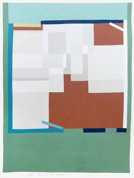 Kristin Texeira, 'bed rotations', 2017