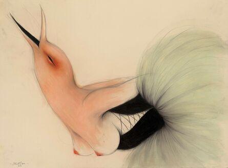 Miss Van, 'Dancing Bird ', 2012