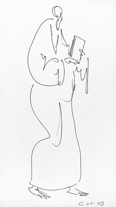 Alexander Sigutin, 'John the Evangelist', 2009