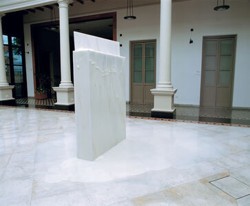 Nuno Ramos, 'Manora branco / White Manora', 1997