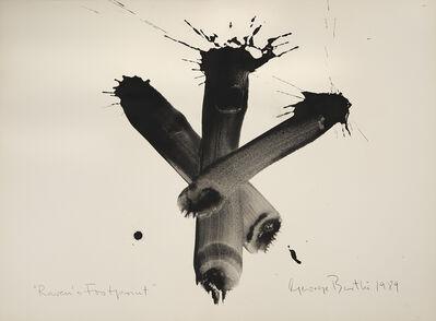 George Bartko, 'Raven's Footprint', 1989