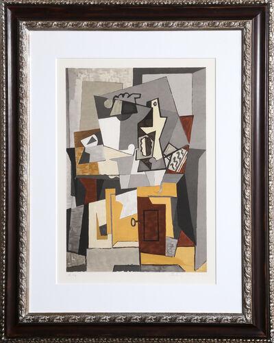 Pablo Picasso, 'Nature Morte a la porte et a la clef, 5-C', 1979-1982