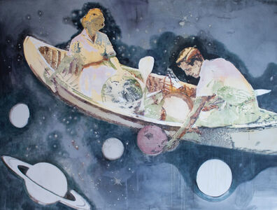 Miriam Vlaming, 'Into the universe', 2021