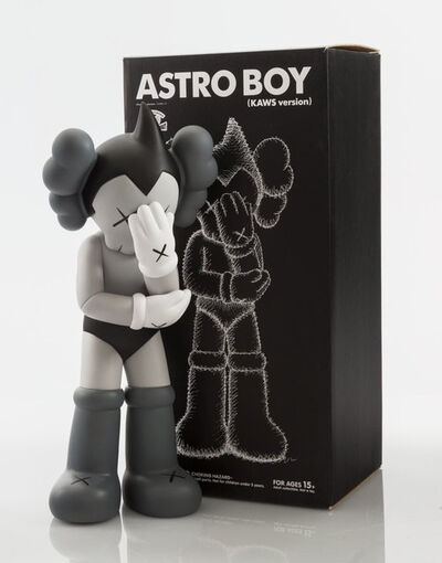 KAWS, 'Astro Boy (Grey)', 2012