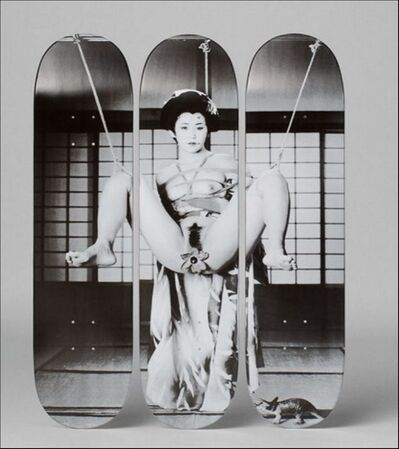 Nobuyoshi Araki, 'Geisha ', ca. 2014