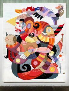 Fernando Chamarelli, 'The Big Enigma', 2014